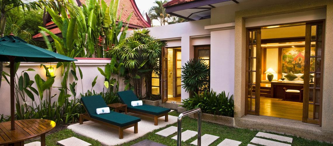 hotel banyan tree phuket 5 luxe phuket thailande avec voyages leclerc boomerang ref 365861. Black Bedroom Furniture Sets. Home Design Ideas
