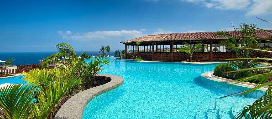 Canaries - Tenerife - Espagne - Hôtel Melia Hacienda Del Conde 5*