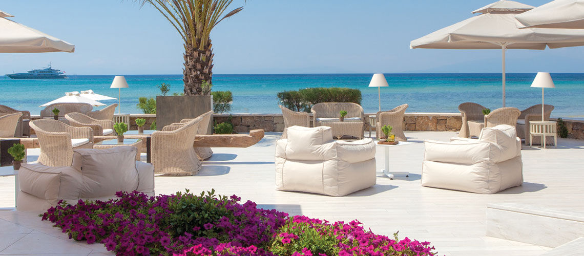 Sani Beach 5* By Nosylis Collection - voyage  - sejour