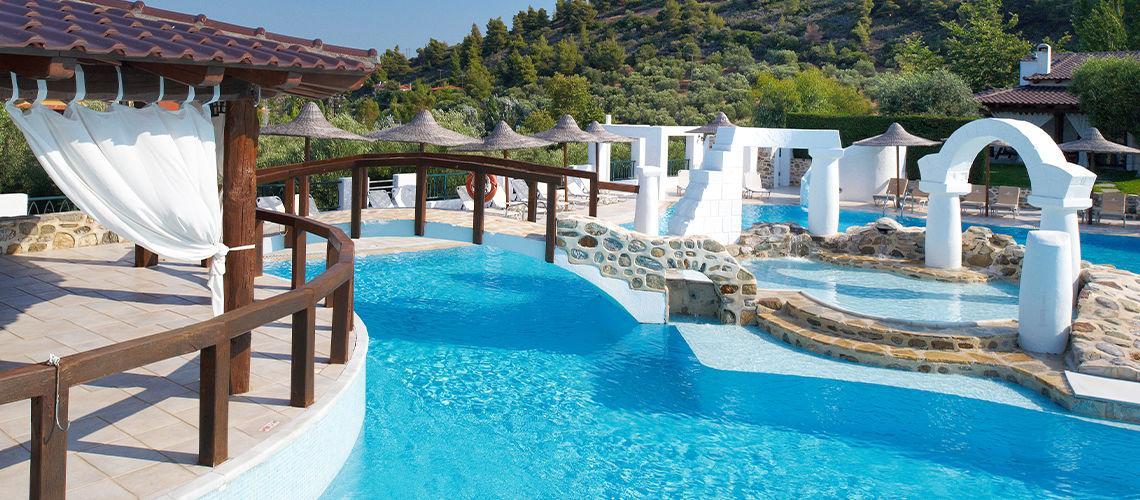 Séjour Grèce continentale - OP - Kassandra Palace hotel 5*