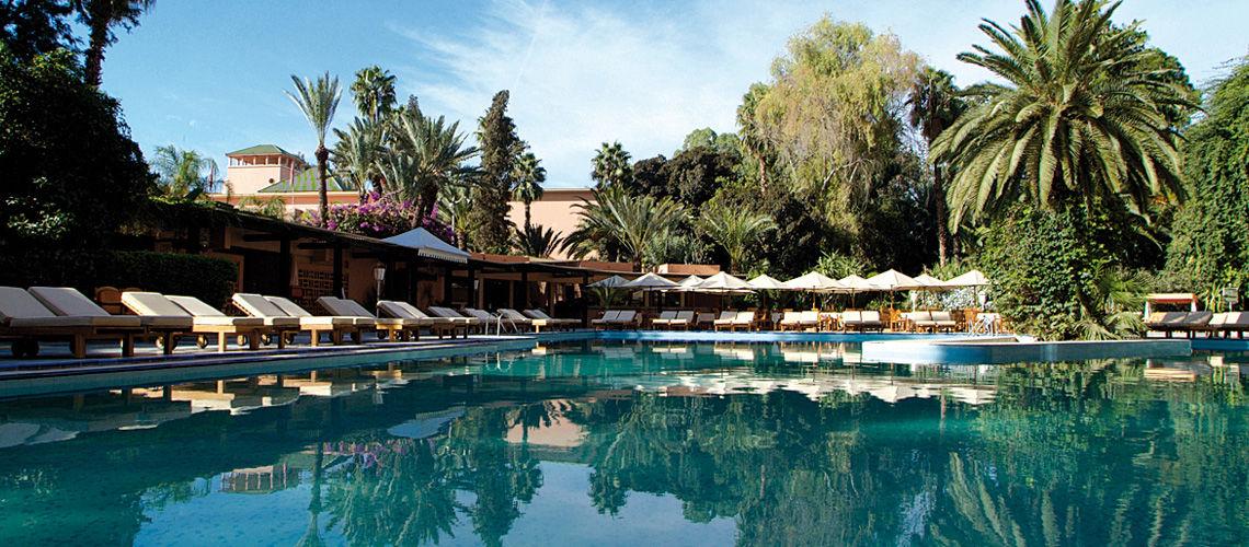 Hôtel Es Saadi Marrakech Resort Palace 4*