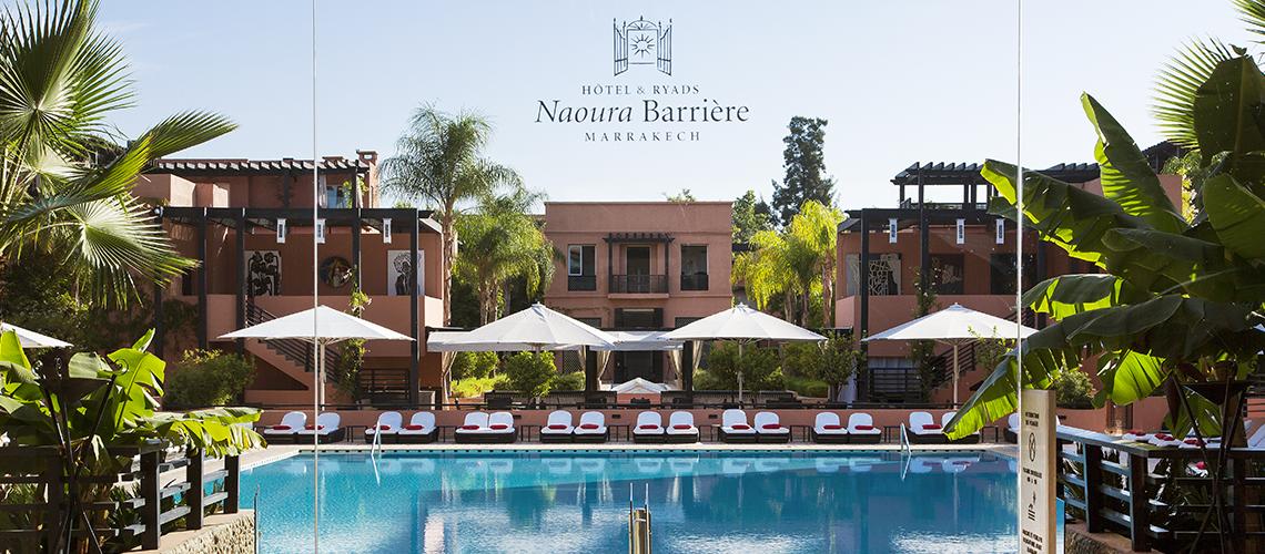 Hôtel & Ryads Barriere Le Naoura Marrakech