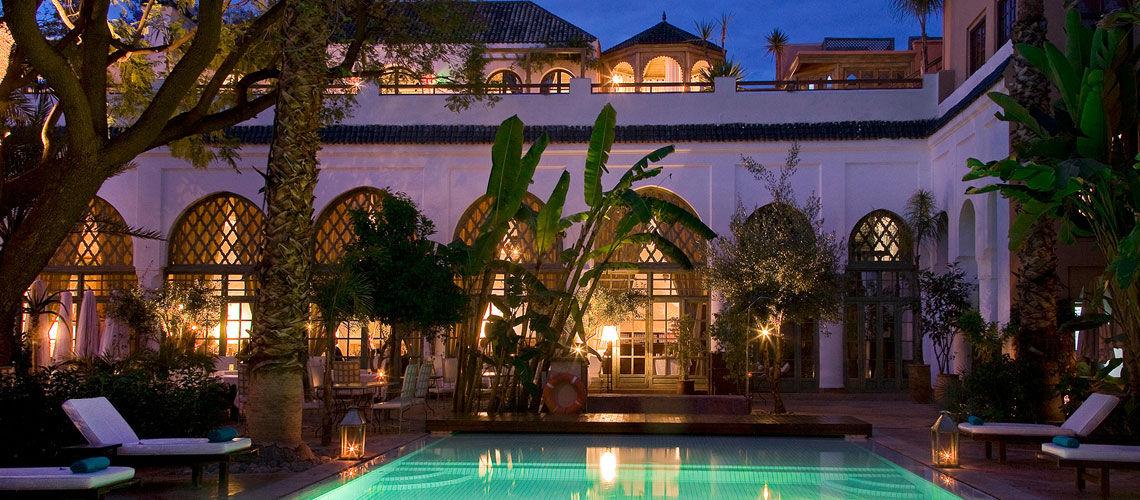 hotel les jardins de la medina 5 marrakech maroc avec. Black Bedroom Furniture Sets. Home Design Ideas