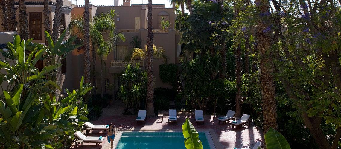 Voyage marrakech sejour marrakech vacances marrakech for Le jardin de la medina