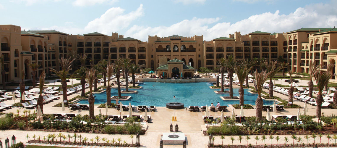 Hôtel Mazagan Beach and Golf Resort 5*