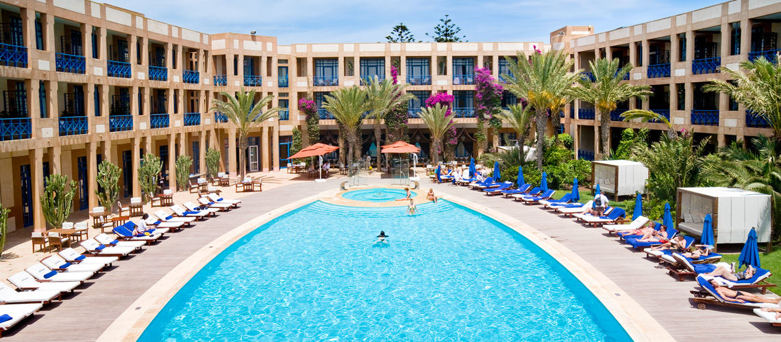 Medina Essaouira Hotel Thalassa Sea & Spa - Mgallery 5* - voyage  - sejour