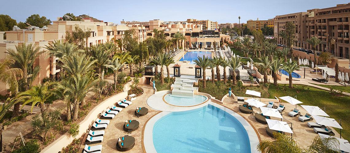 Séjour Marrakech - Mövenpick Hotel Mansour Eddahbi Marrakech 5*
