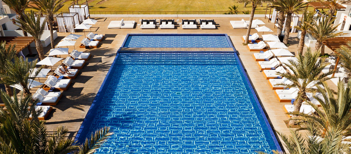Hôtel Sofitel Essaouira Mogador Golf & Spa 5*