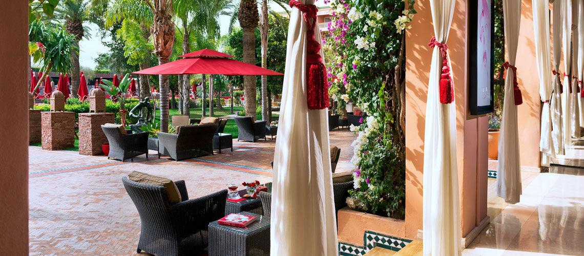 Maroc - Marrakech - Hôtel Sofitel Marrakech Lounge & Spa 5*