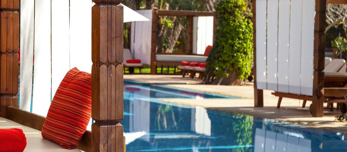 Sofitel marrakech lounge spa 5 - Piscine sofitel marrakech ...