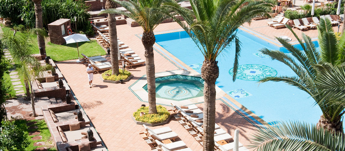 Sofitel Marrakech Lounge & Spa 5*