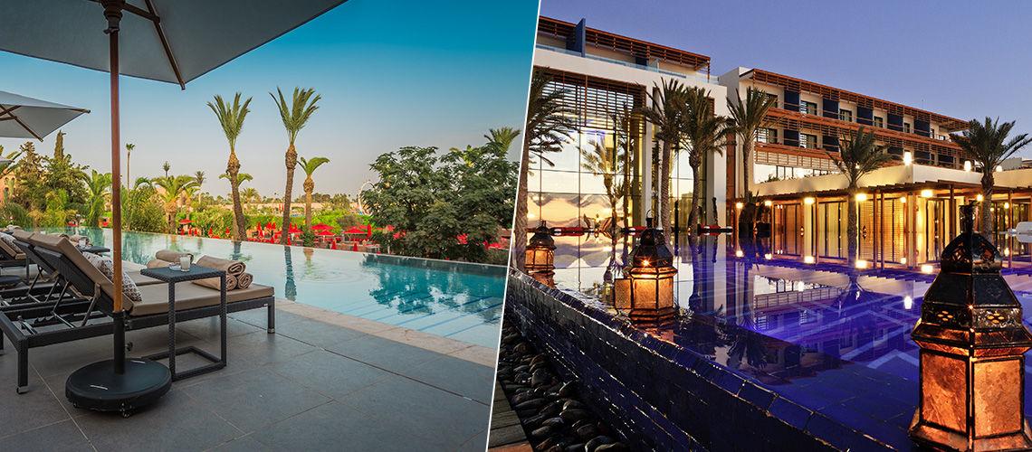 Combiné Marrakech et Essaouira by Sofitel