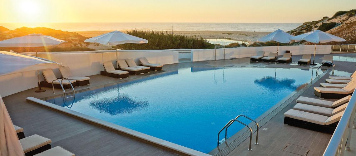Hôtel praia d'el rey the beach front 5*