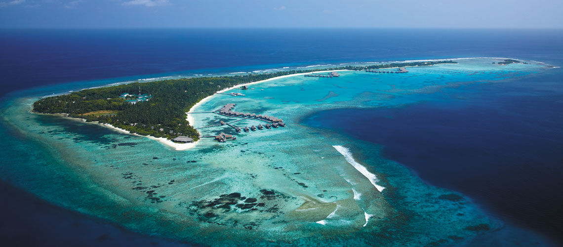 Shangri La's Villingili Resort and Spa 5* - voyage  - sejour