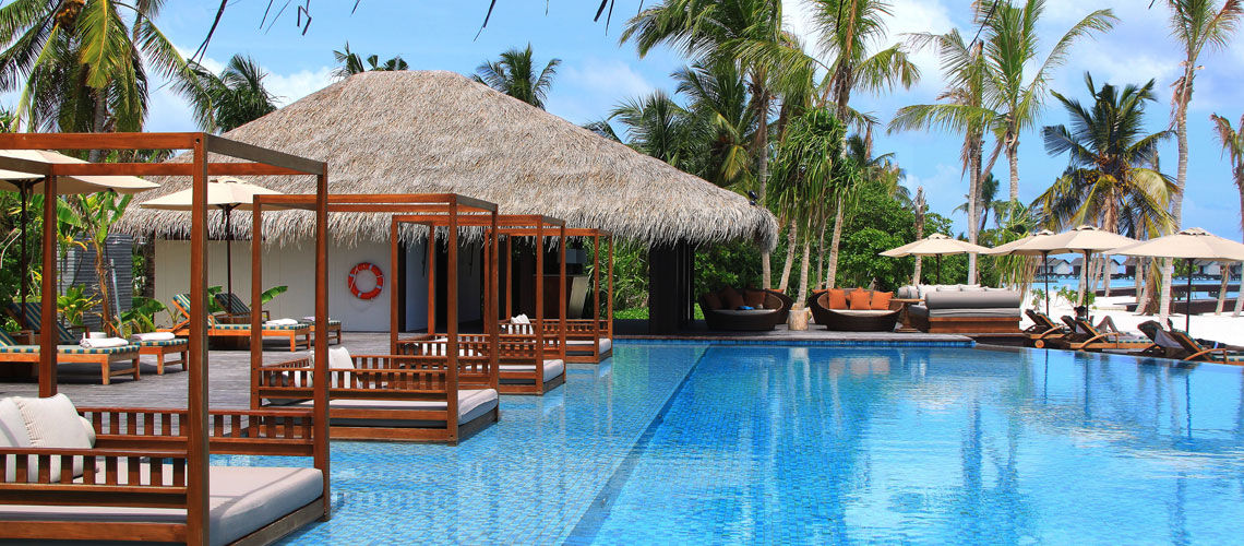 Hôtel the residence maldives 5* luxe by nosylis collection