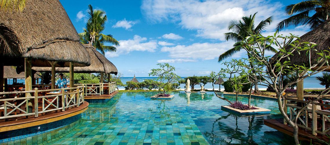 hotel la pirogue resort spa 4 maurice avec voyages leclerc boomerang ref 401338 novembre. Black Bedroom Furniture Sets. Home Design Ideas