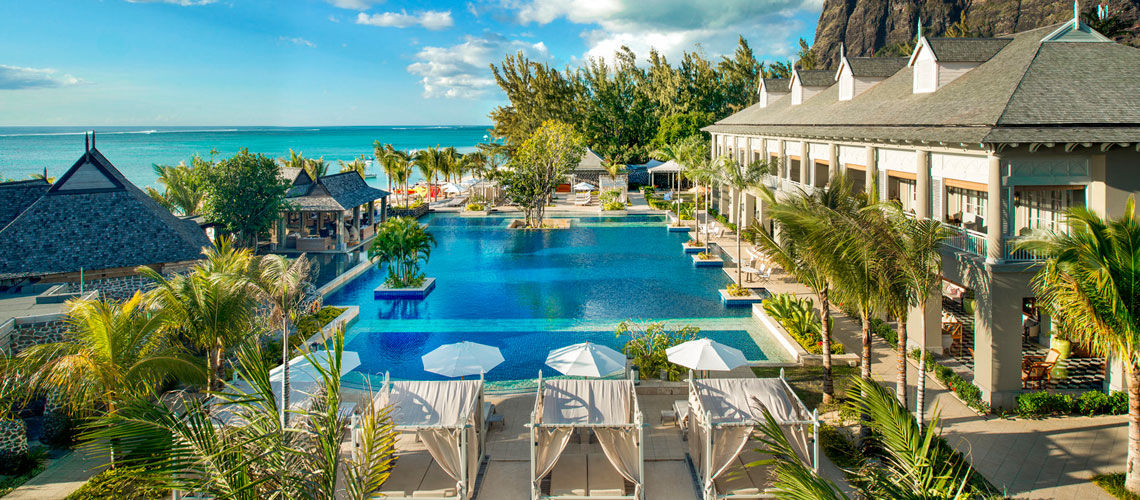 The St Régis Mauritius Resort 5* luxe
