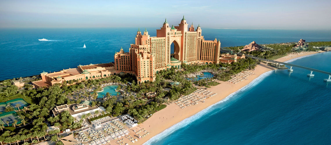Atlantis The Palm 5* - voyage  - sejour