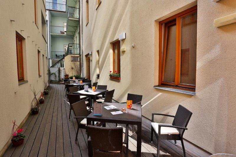 République Tchèque - Prague - Best Western Hôtel Pav 3*