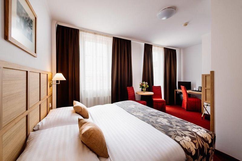 République Tchèque - Prague - Hôtel Central Prague 3*