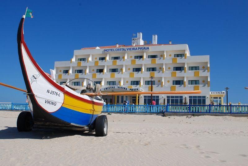 Hotel Cristal Vieira Praia & Spa 4*