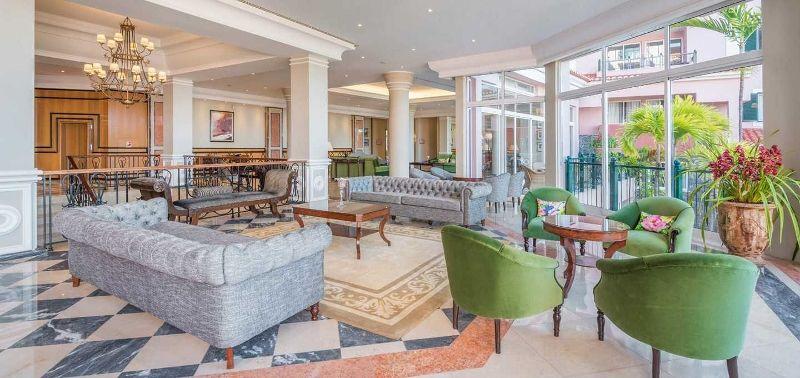 Madère - Ile de Madère - Hôtel Pestana Royal 5*