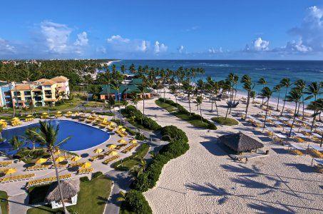 1. OBS Vista general del hotel frente a la playa2