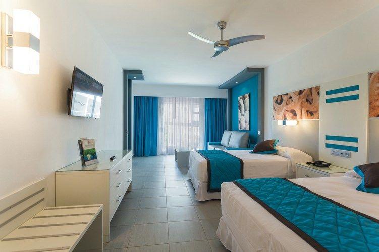 République Dominicaine - Punta Cana - Hôtel Riu Republica 5*