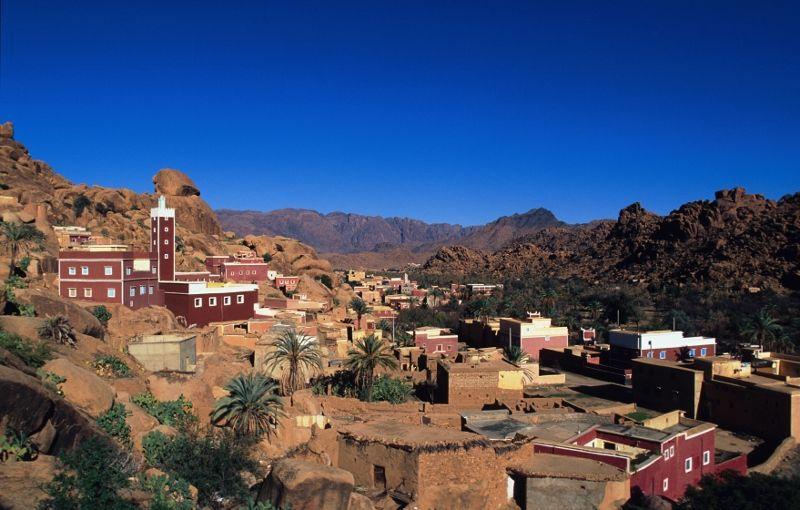 Maroc - Marrakech - Circuit Villes Impériales