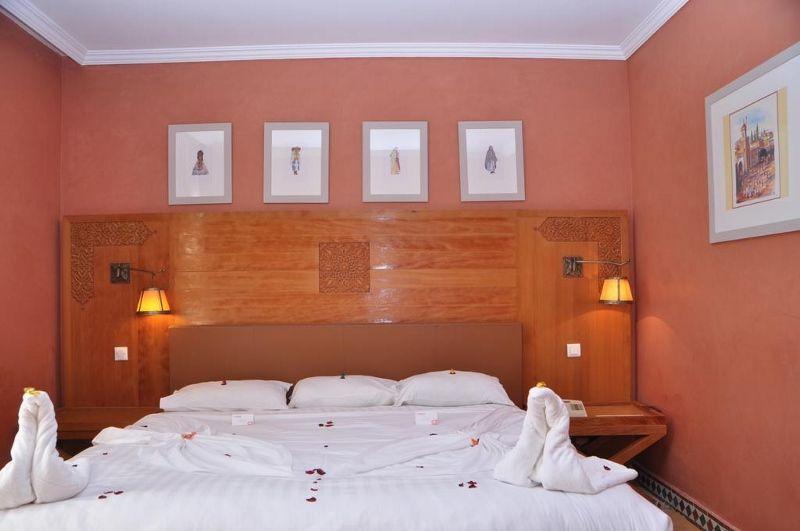 Maroc - Marrakech - Hôtel Labranda Les Idrissides 4*