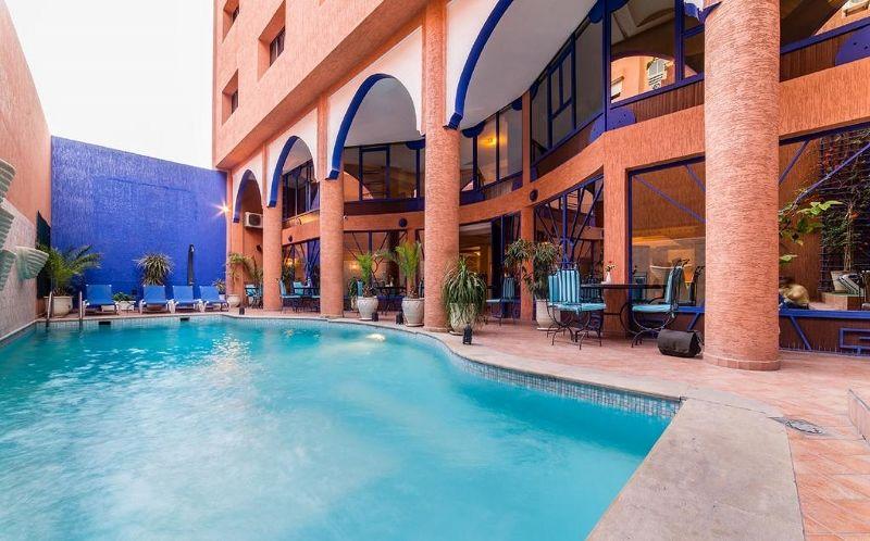 Séjour Marrakech - Les trois palmiers 3*