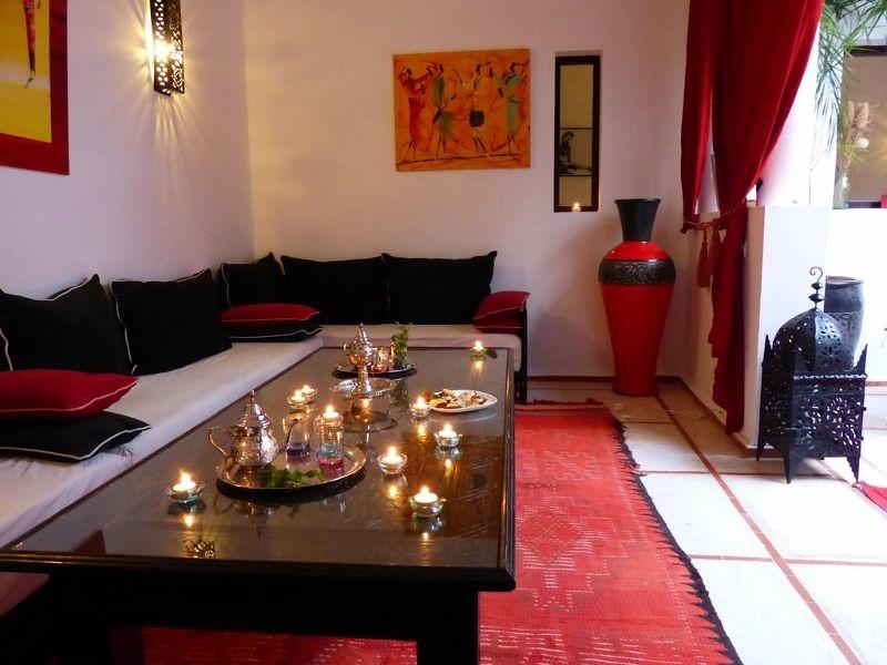Maroc - Marrakech - Riad Hcekarram