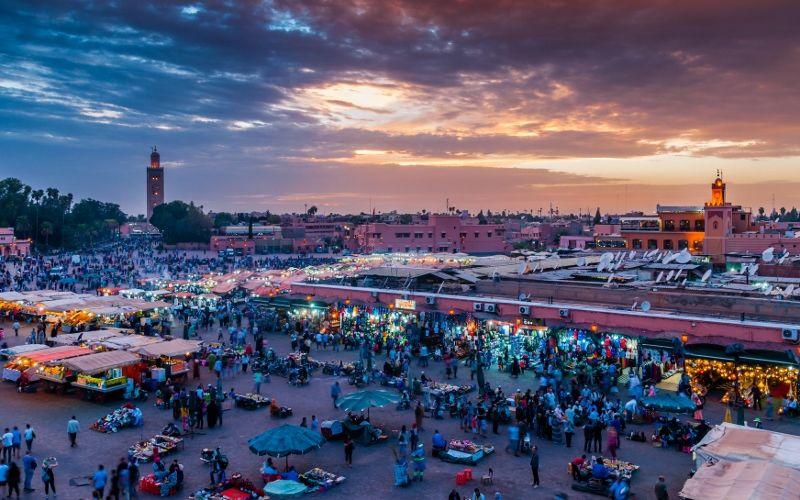 Séjour Marrakech - Riad des Eaux & Spa