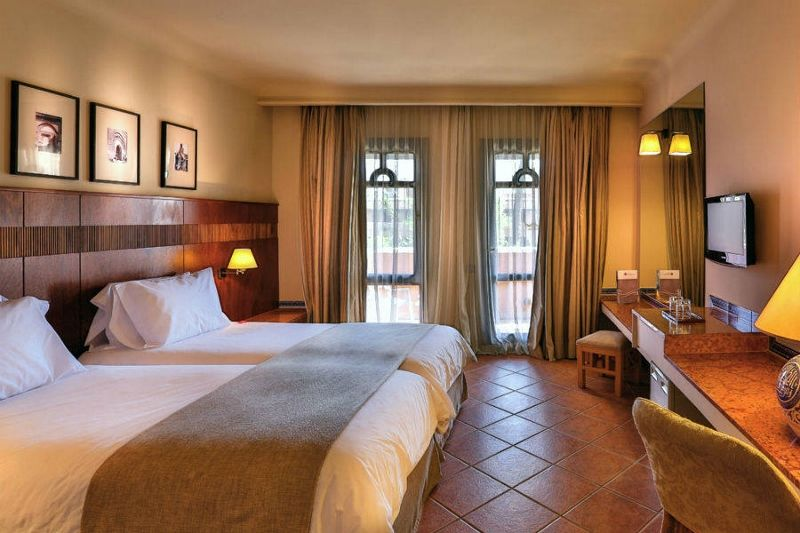 Maroc - Marrakech - Hôtel Riu Tikida Garden 4*