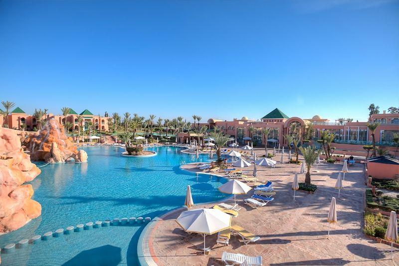 Voyage marrakech sejour marrakech vacances marrakech for Club rabat piscine