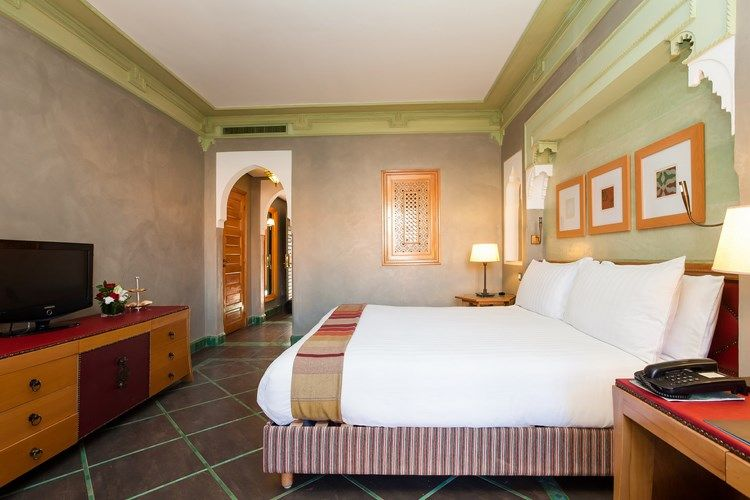 Maroc - Marrakech - Les Jardins de l'Agdal Hôtel & Spa 5*
