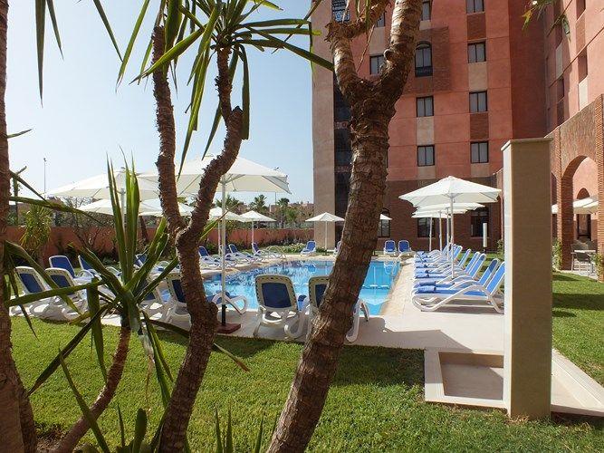 Relax Hôtel Marrakech 3*, Marrakech