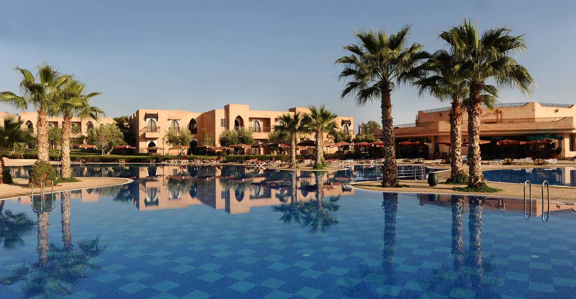 Hotel Blue Sea Marrakech Ryads Parc And Spa 4 Marrakech
