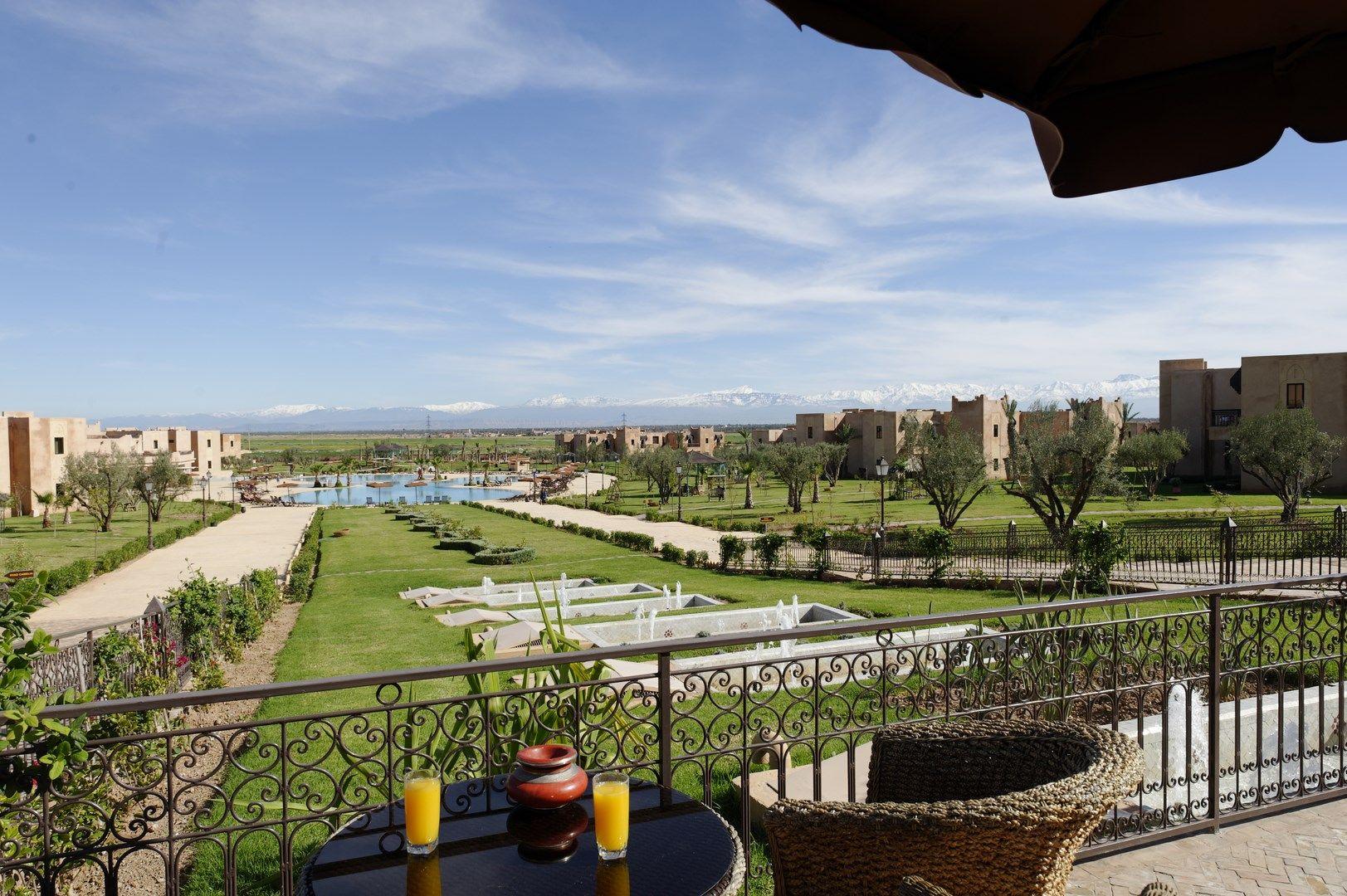 Maroc - Marrakech - Hôtel Blue Sea Marrakech Ryads Parc and Spa 4*