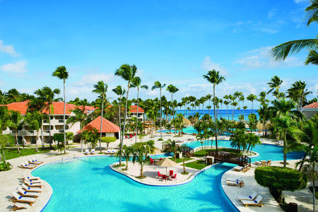Séjour Samana - Dreams Palm Beach Punta Cana 5*