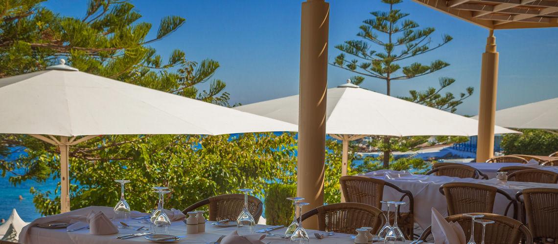 Restaurant promosejours aldemar paradise rhodes