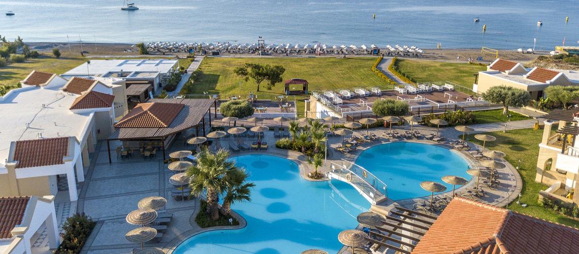 Hôtel Lindos Imperial Resort et Spa 5*