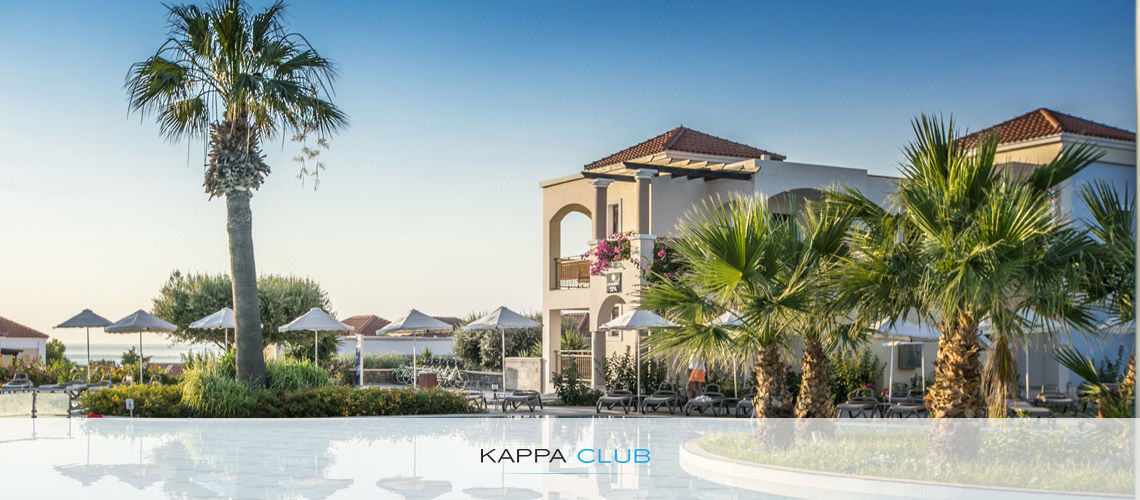 Kappa Club Lindos Imperial Resort & Spa 5*