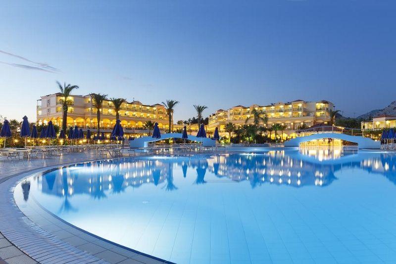 Hôtel Lindos Princess Beach Hotel 4* - 1