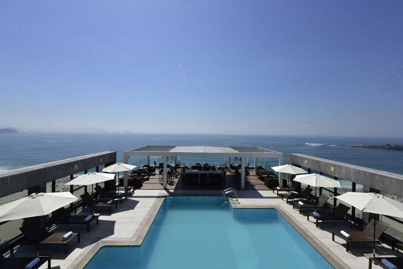 Hôtel Pestana Rio Atlântica 4*