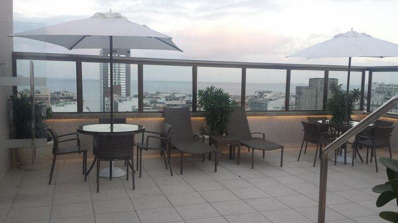Brésil - Rio de Janeiro - Hôtel Atlântico Rio 4*