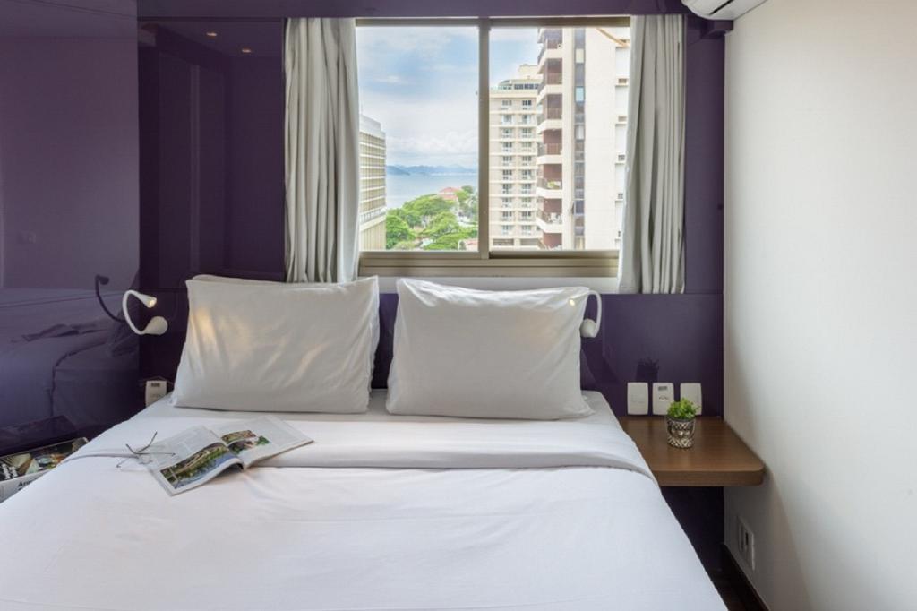 Brésil - Rio de Janeiro - Hôtel Mercure Arpoador 4*