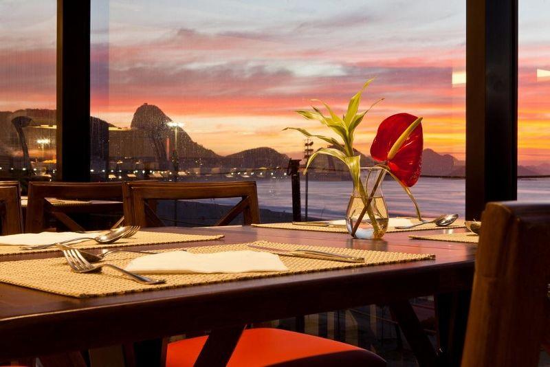 Brésil - Rio de Janeiro - Hôtel Rio Othon Palace 4*