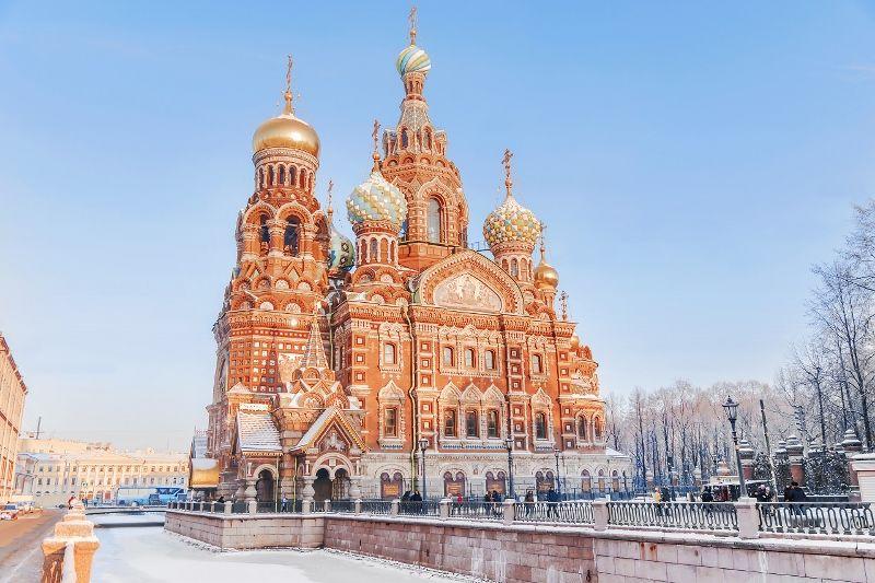 Escapade à Saint Petersbourg - Adult Only +12 ans