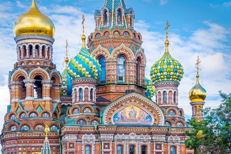 Séjour à Saint Petersbourg Classique ou au Complet